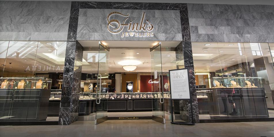 Finks Jewelry business
