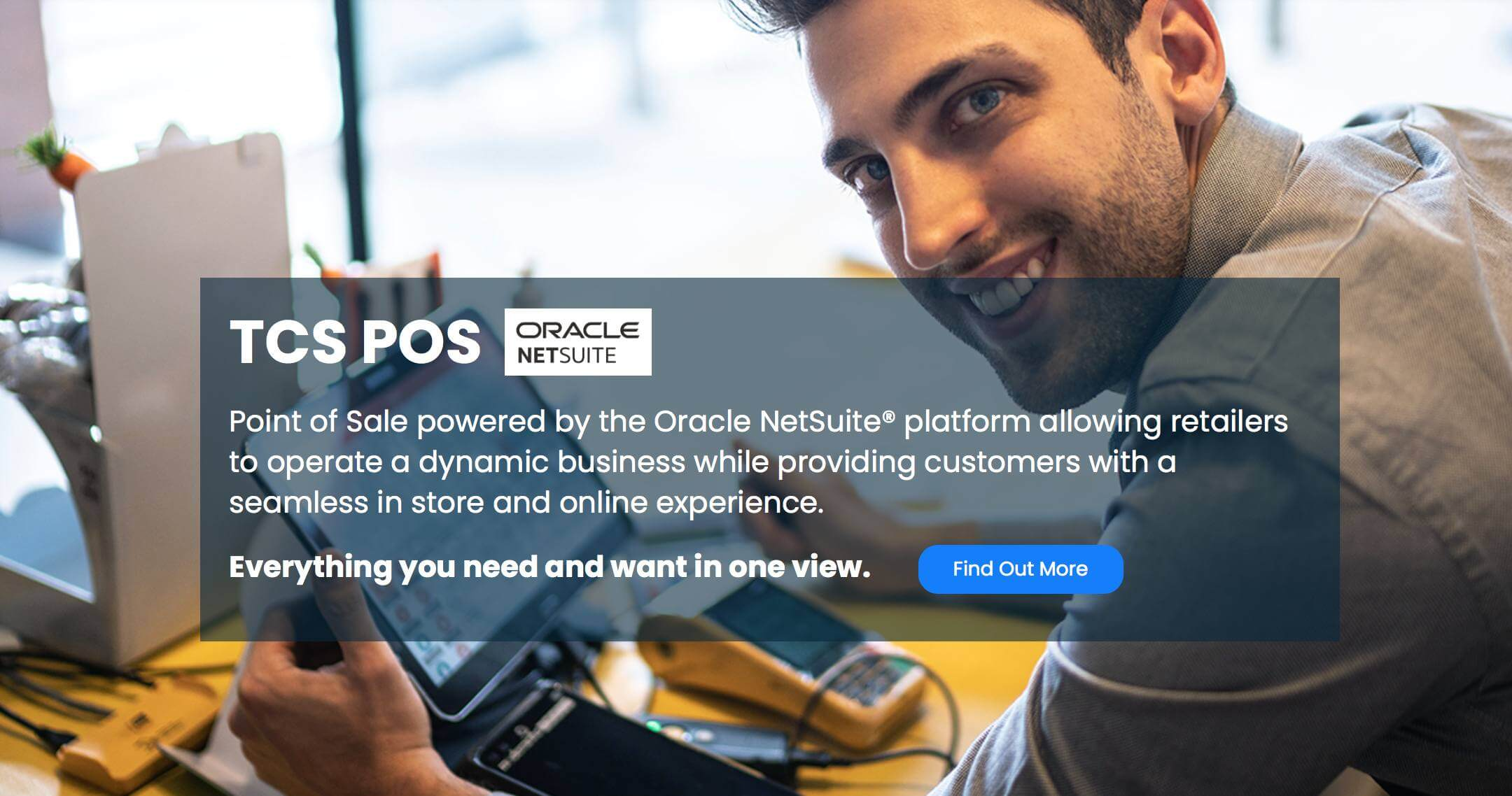 TCS POS for Netsuite Contact Us