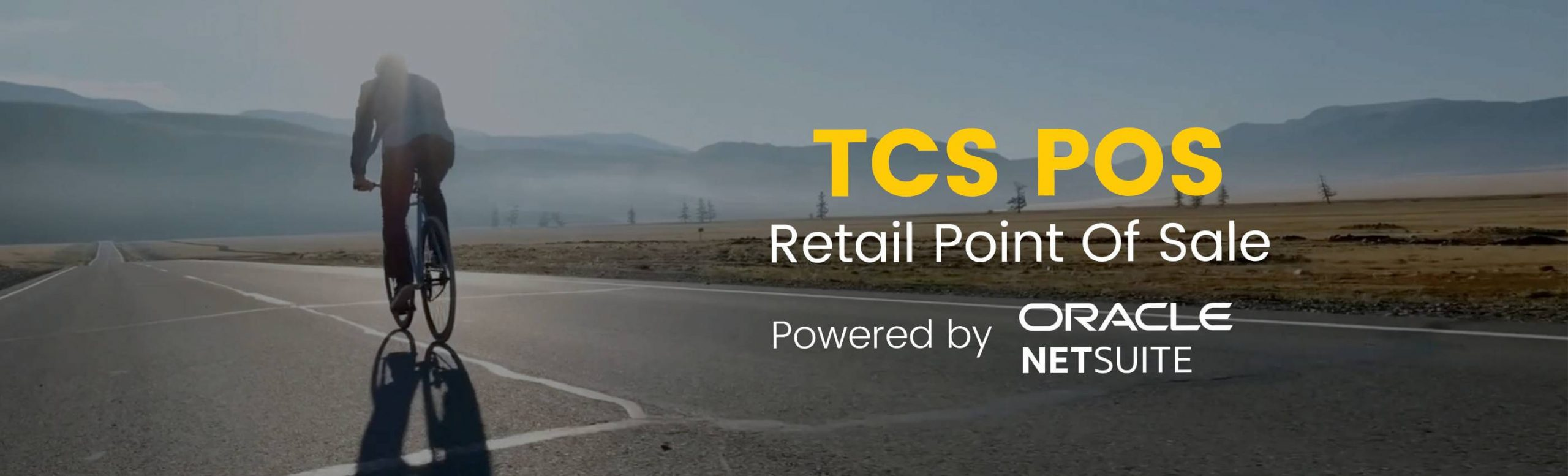 TCS POS for Oracle Netsuite POS