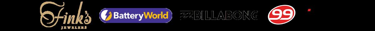 Jewelery store client logos